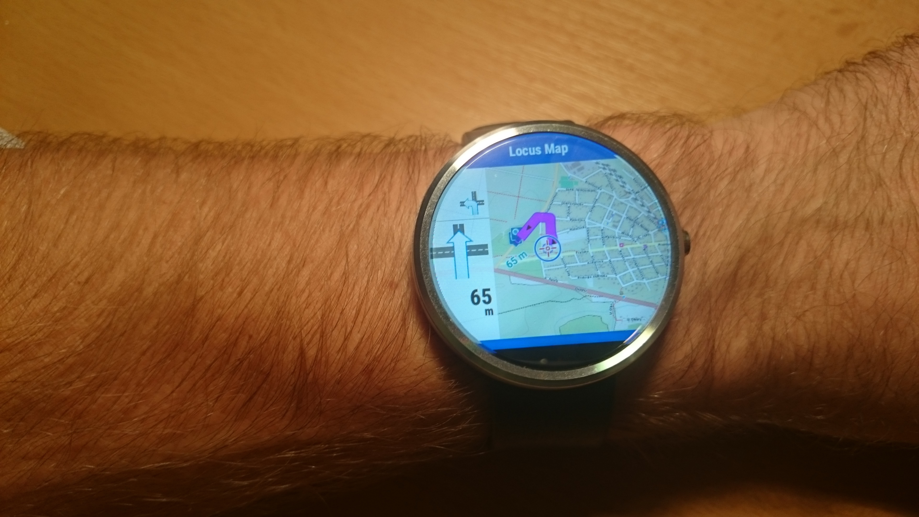 Android Wear support ( watches )